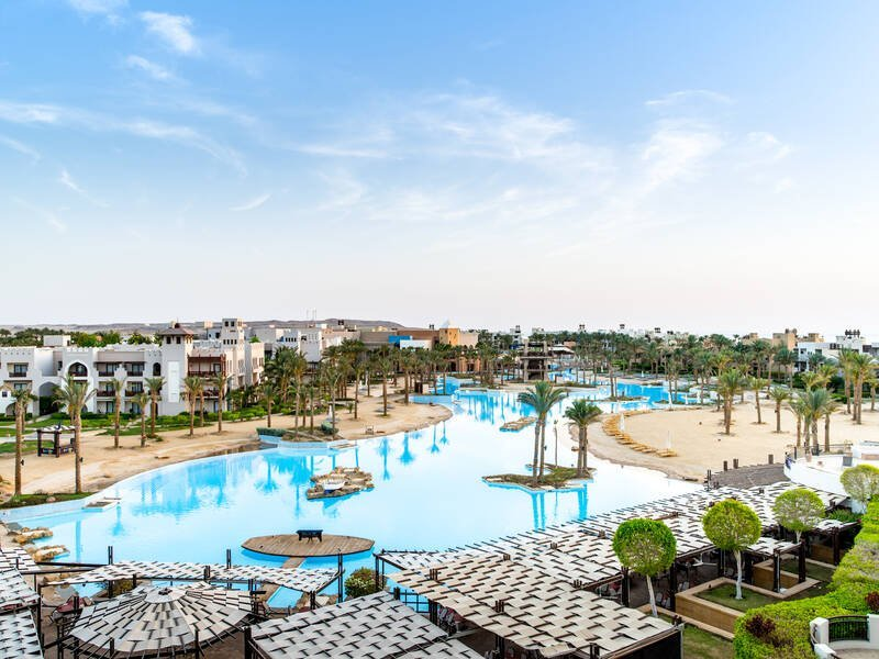 Port Ghalib Resort - 8 Popup navigation