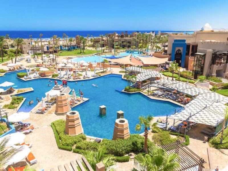 Port Ghalib Resort - 6 Popup navigation