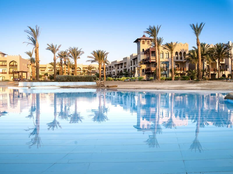 Port Ghalib Resort - 7 Popup navigation
