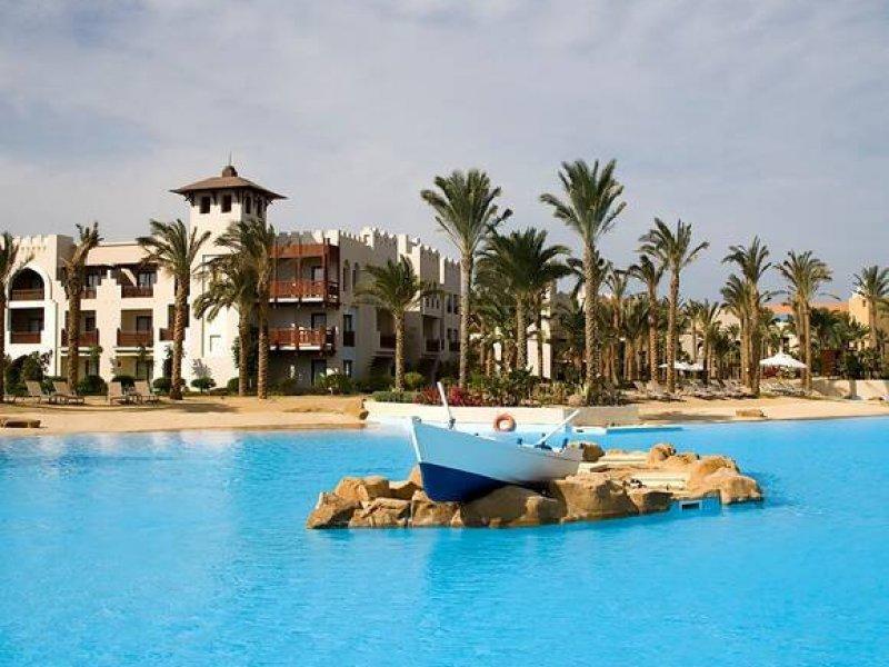 Port Ghalib Resort - 4 Popup navigation