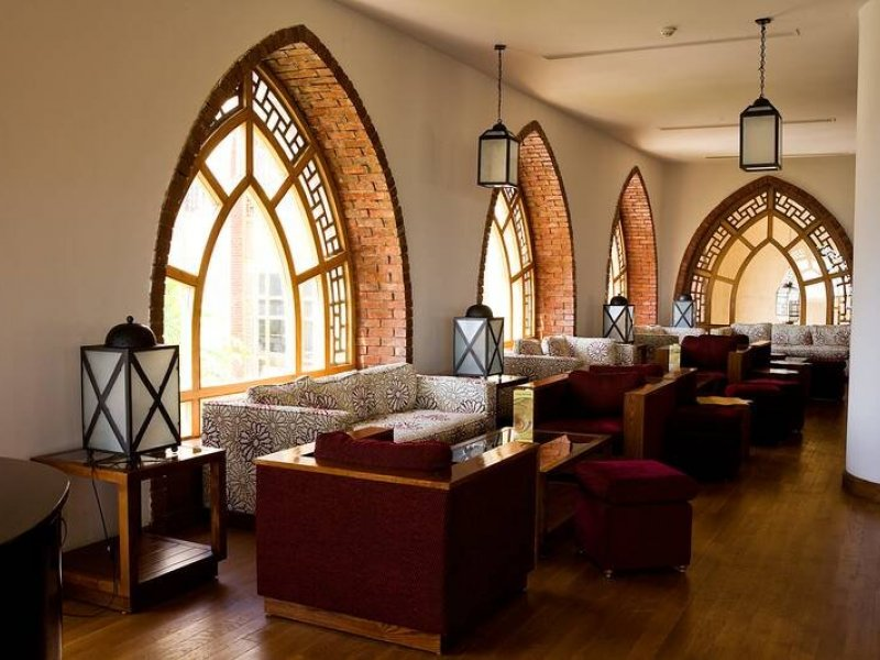 The Grand Hotel Sharm el Sheikh - 31 Popup navigation