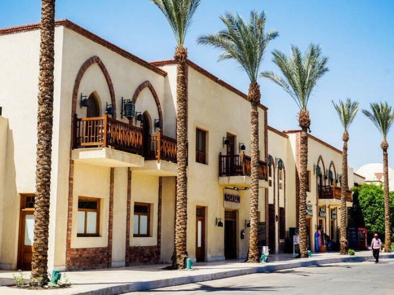 The Grand Hotel Sharm el Sheikh - 5 Popup navigation