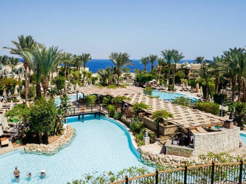 The Grand Hotel Sharm el Sheikh - 4 Popup navigation