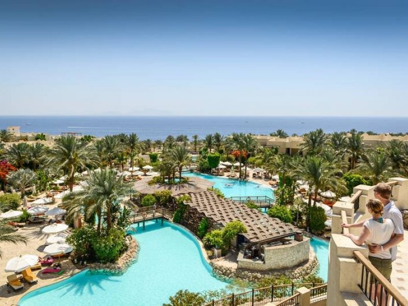 The Grand Hotel Sharm el Sheikh - 12 Popup navigation