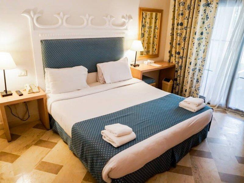The Grand Hotel Sharm el Sheikh - 7 Popup navigation