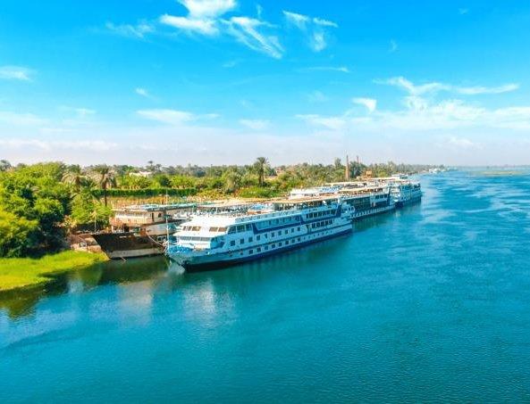 Križarjenje po Nilu 1 teden