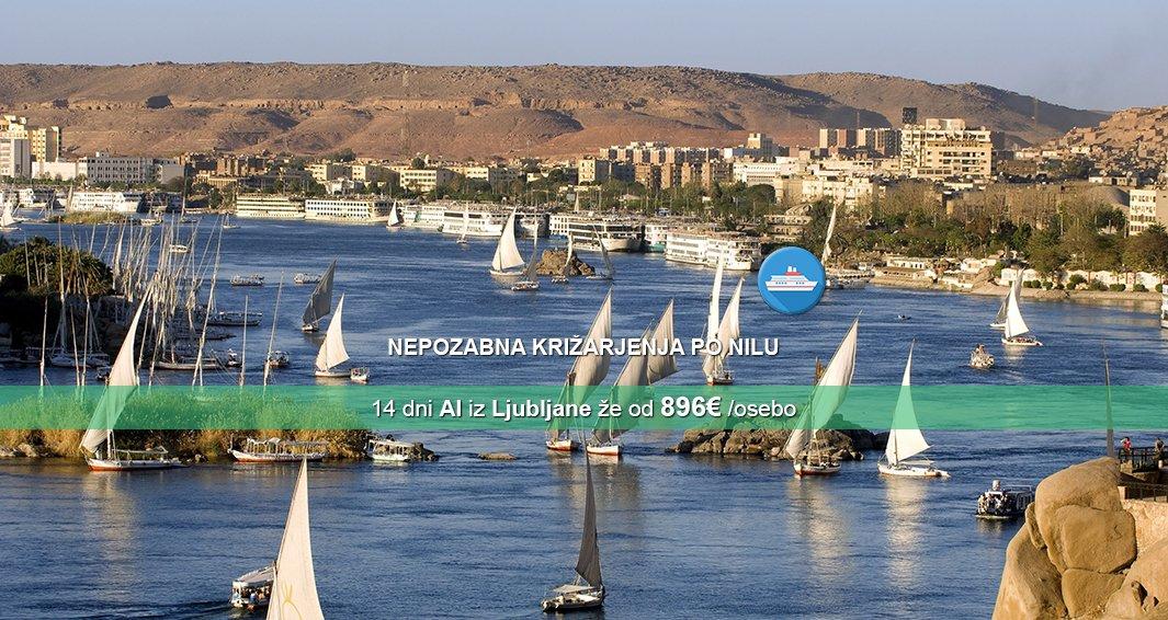 Osupljivi Nil